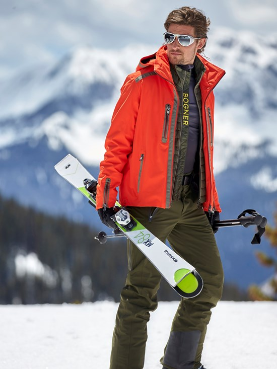 fenno tec stretch ski jacket
