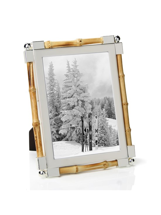 classic bamboo frame 5x7