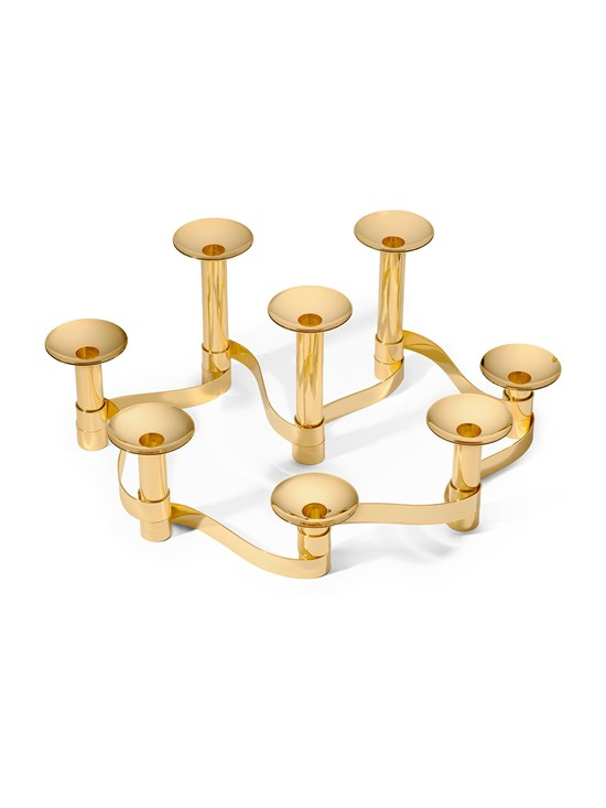 evelina candleholder, set of 8
