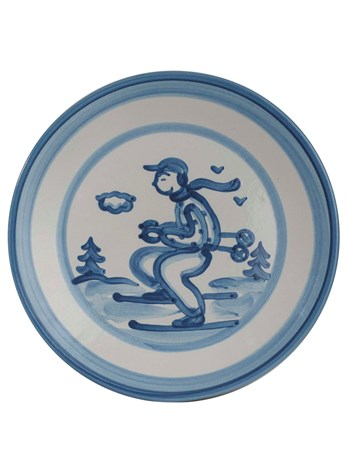 11 inch dinner plate schussing