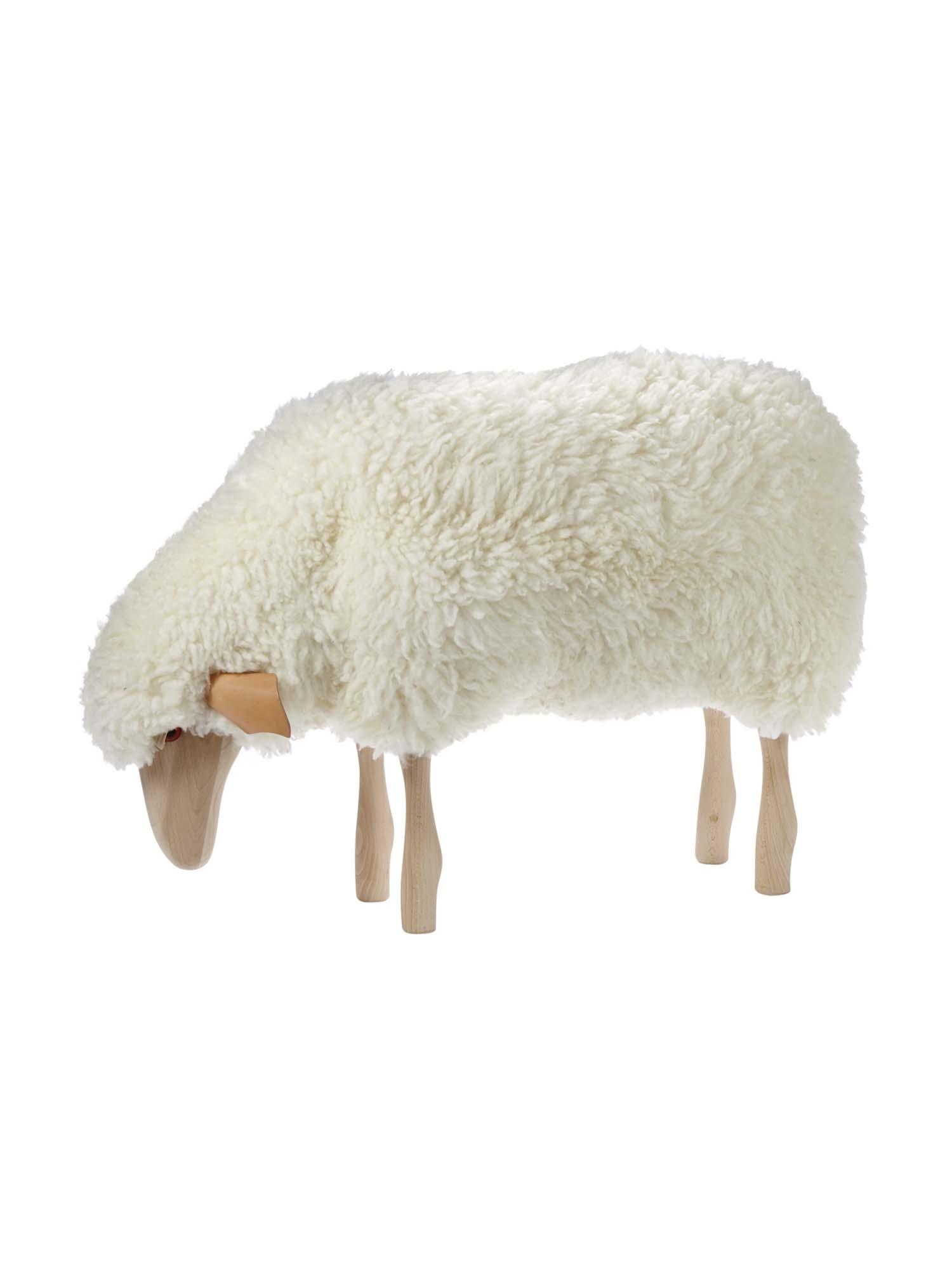 Grazing Sheep Stool Medium Nice Design