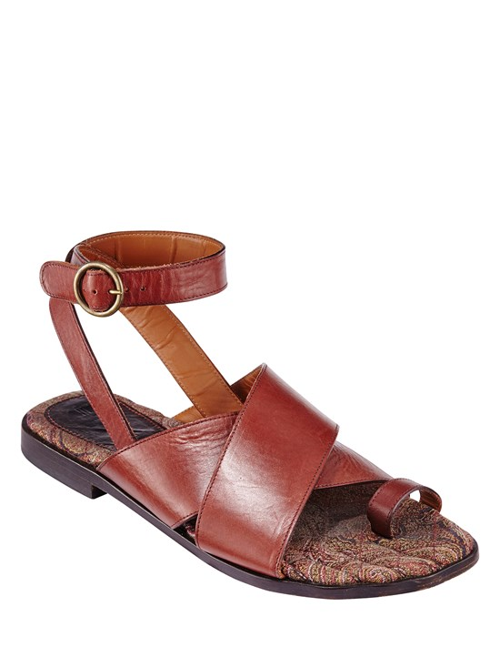 charlie leather sandal