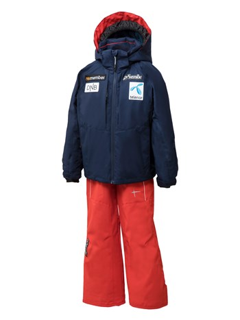 norway team two piece ski set