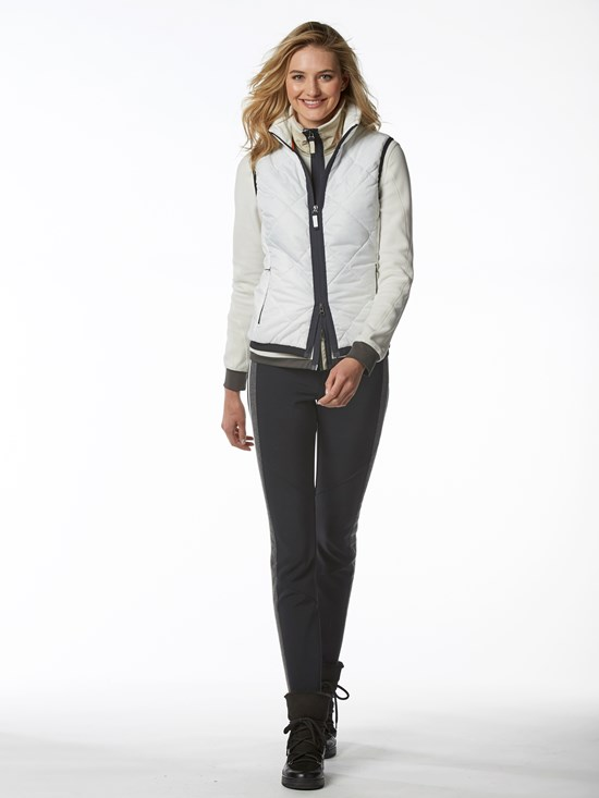 daisy fleece midlayer jacket