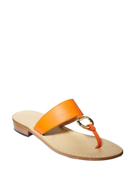 gisele leather sandal