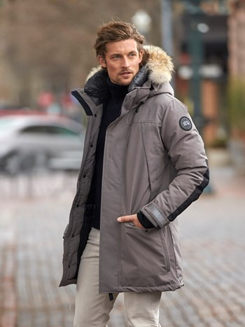 sherridon down coat