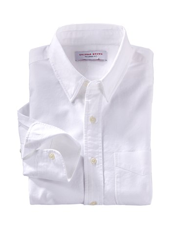 oliver cotton oxford shirt
