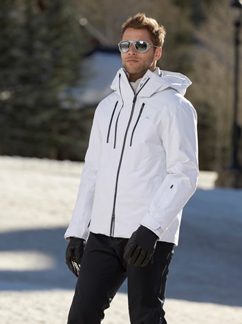 7 sphere shell ski jacket