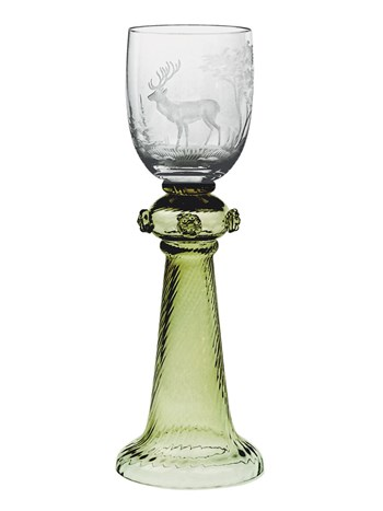 megeve white wine glass