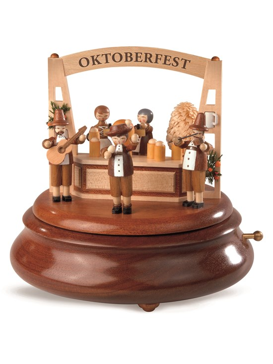 oktoberfest electronic music box