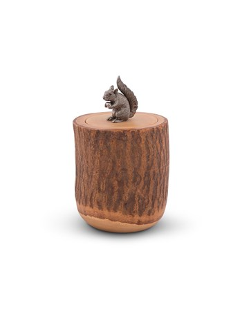 squirrel wood canister