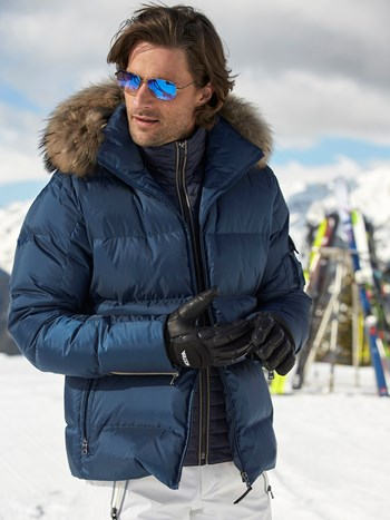 simon down ski jacket