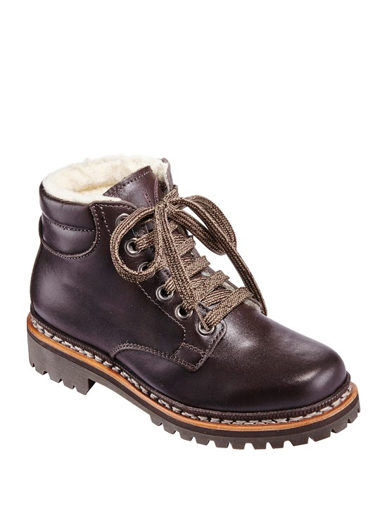 melilla lace-up hiker boot