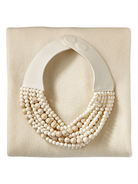 marcella ivory necklace