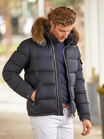 allemand down jacket