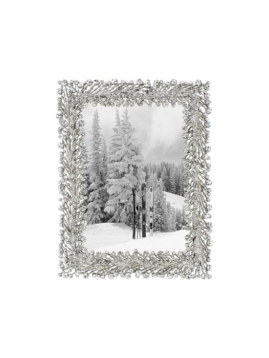 winter garland frame 4x6 - Gorsuch