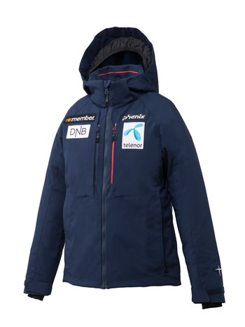 norway team jr jacket