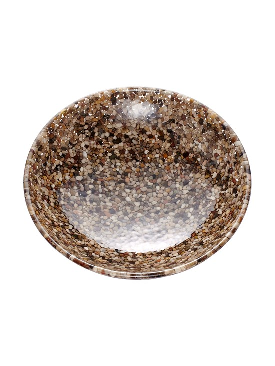 pebble bowl large