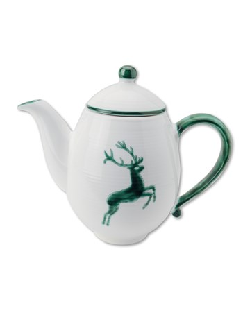 stag coffee pot