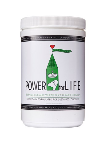power for life supplement - canine