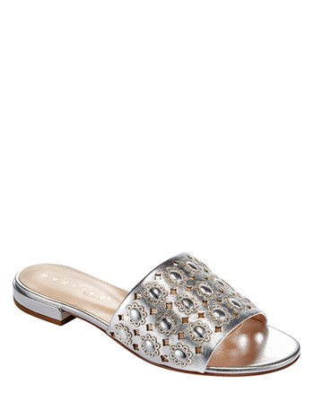 trixie metallic slip on