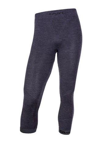 men's cashmere compression 3/4 pant