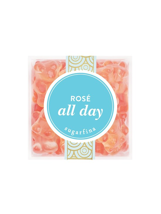 rosé all day bear gummies
