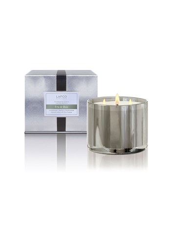 ski house 3-wick candle