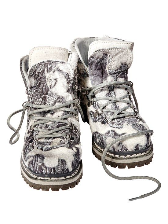 frost cavallino lace hiker boot