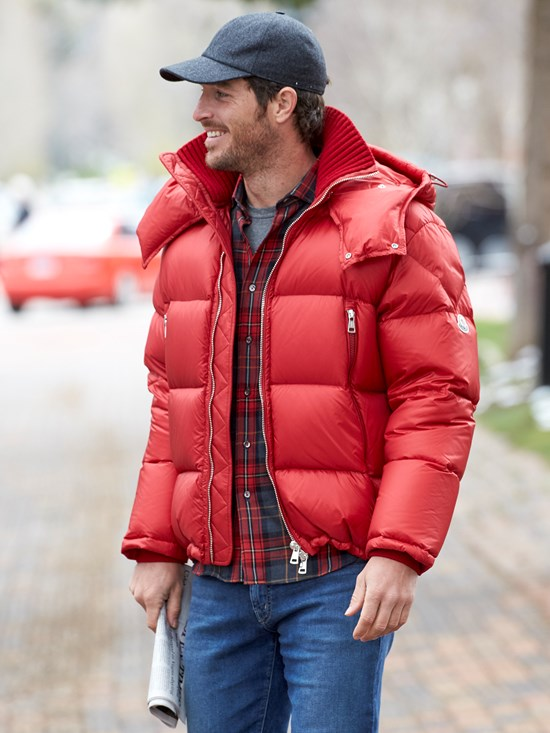 pascal mountain down jacket