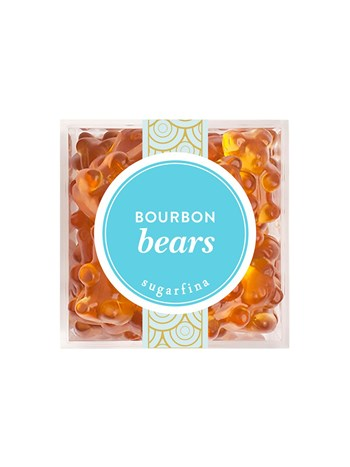 vice collection bourbon bear gummies