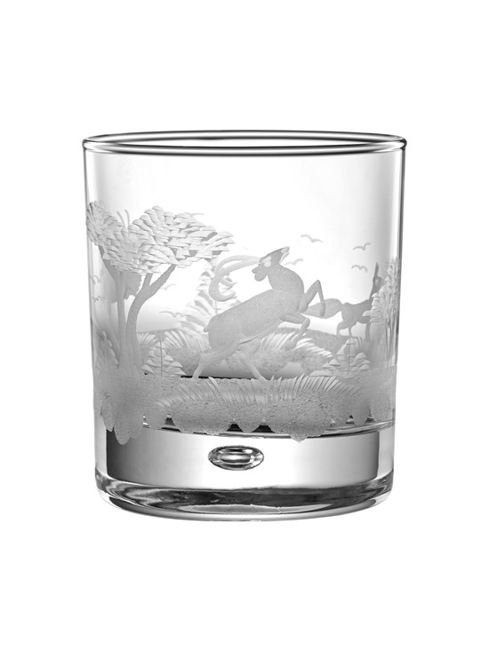 stag whiskey glass