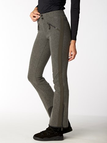 christie loden stretch ski pant