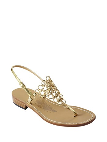 k gold rings sandal