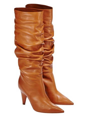 carmelina tall leather boot