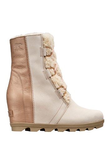 joan of arctic lux wedge boot