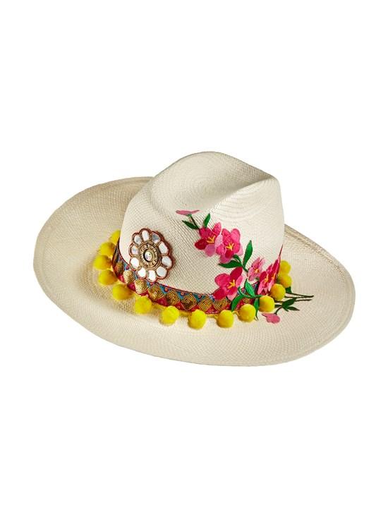 8c68dc8c09fbf glitter cowboy straw hat - Gorsuch