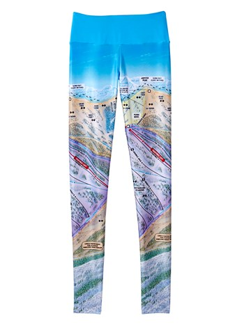 park city mountain legging