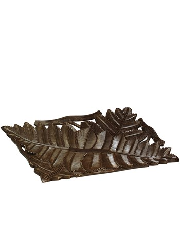 fern leaf tray