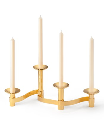 evelina candleholder, set of 4