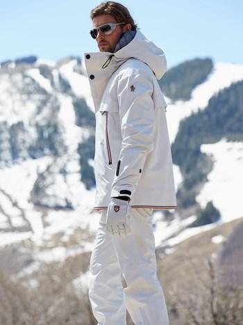 6dfd8c5d092 moncler grenoble. pantalone sportivo shell ski pant