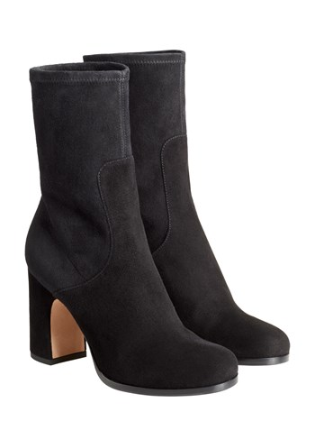 rena suede low boot