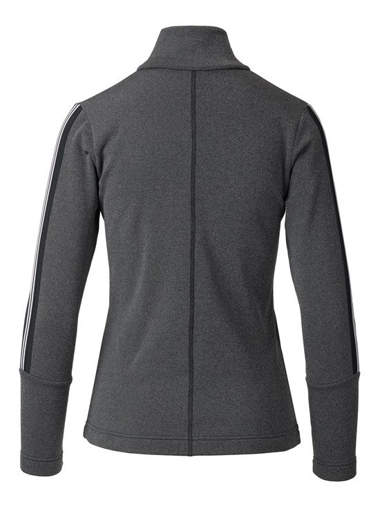 rosa stretch fleece midlayer jacket