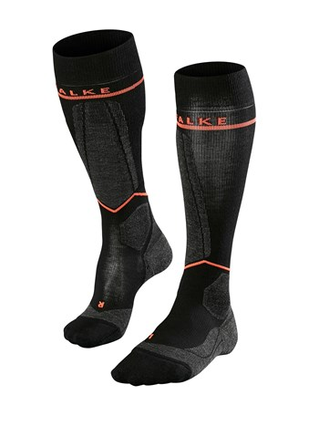 women's sk energizing wool ski sock