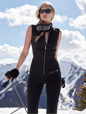 domina stretch ski suit