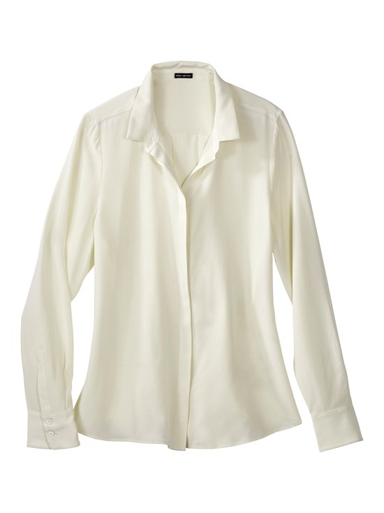 miranda silk blouse