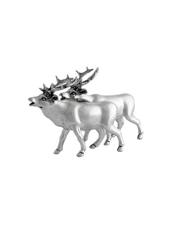stag salt & pepper shaker
