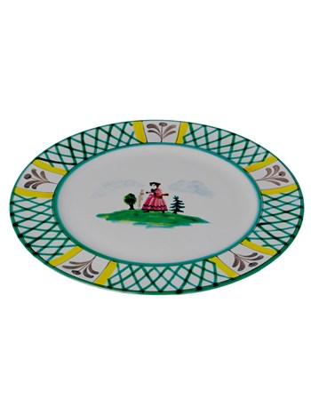 hunter buffet plate