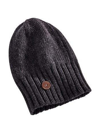 romeo cashmere knit hat