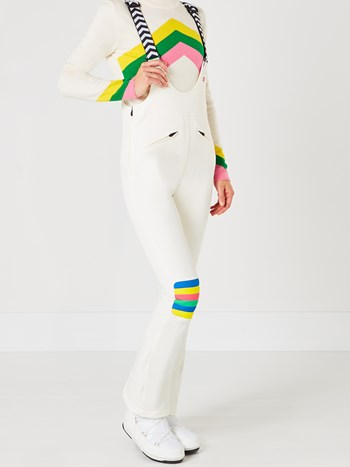 rainbow racing stretch ski pant